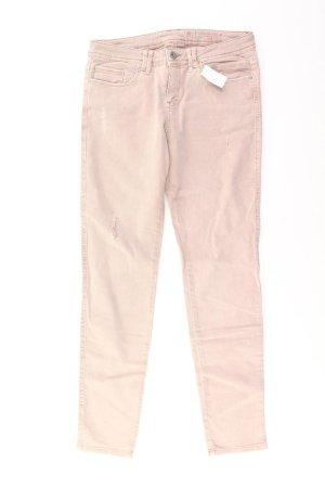 edc by Esprit Skinny Jeans Größe 40 pink aus Baumwolle