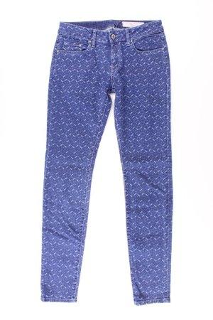 edc by Esprit Skinny Jeans Größe W29/L32 blau aus Baumwolle