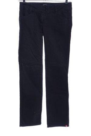 edc by Esprit Slim Jeans schwarz Business-Look