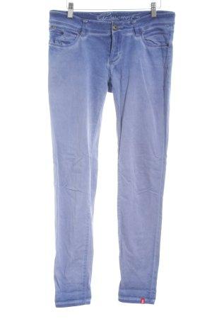 edc by Esprit Slim Jeans blau Farbverlauf Casual-Look