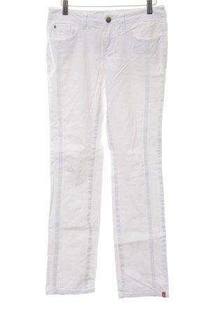 edc by Esprit Slim Jeans weiß Casual-Look
