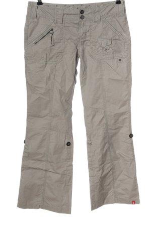 edc by Esprit Pantalone jersey grigio chiaro stile casual