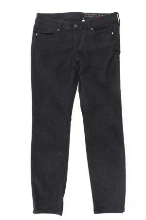 edc by Esprit Jeansy z prostymi nogawkami czarny Bawełna
