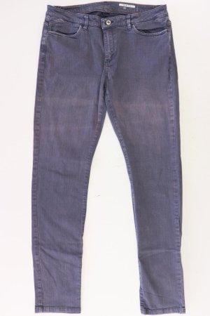 edc by Esprit Straight Jeans Größe 42 grau aus Baumwolle
