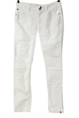 edc by Esprit Jeans slim blanc style décontracté