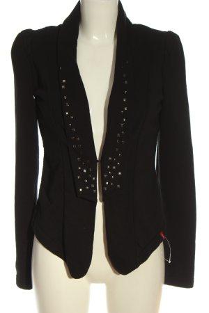 edc by Esprit Blazer in maglia nero elegante