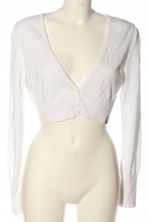 edc by Esprit Knitted Bolero white casual look