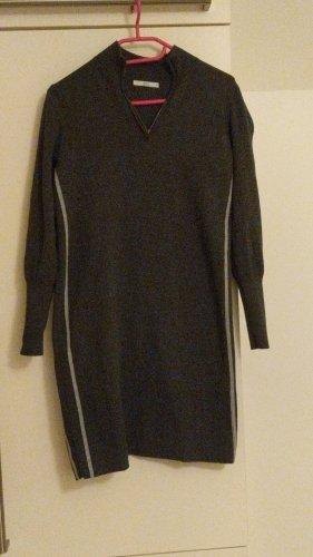edc by Esprit Vestido de tela de sudadera gris-gris oscuro