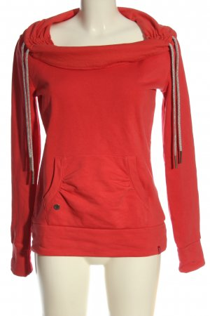 edc by Esprit Sweatshirt rot Casual-Look