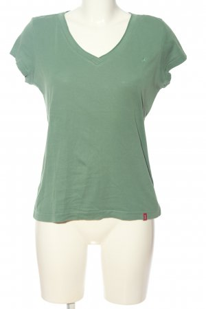 edc by Esprit T-Shirt khaki Casual-Look