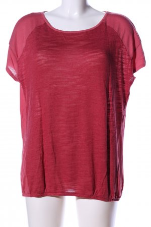 edc by Esprit T-Shirt rot Casual-Look