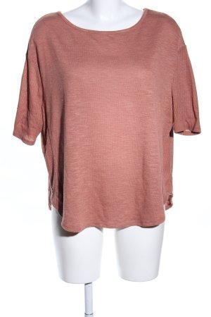 edc by Esprit T-Shirt braun Casual-Look