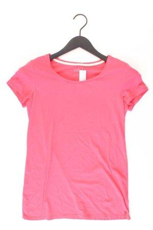 edc by Esprit T-Shirt Größe 38 Kurzarm pink aus Baumwolle