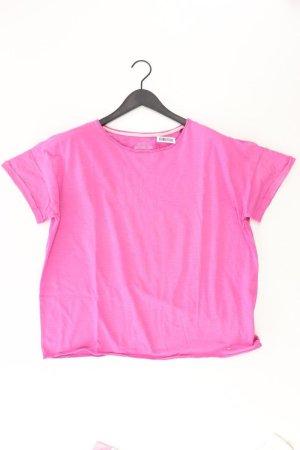 edc by Esprit T-Shirt Größe XL Kurzarm pink aus Baumwolle