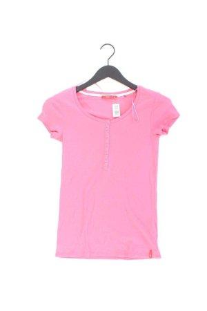 edc by Esprit T-Shirt Größe XS Kurzarm pink aus Polyester