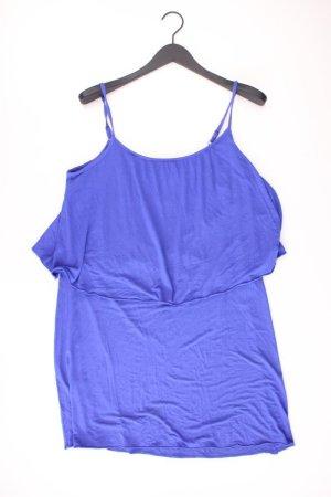 edc by Esprit Trägerkleid Größe XL blau aus Viskose