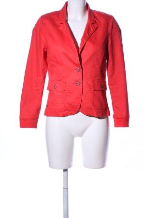 edc by Esprit Blazer en tweed rouge style décontracté