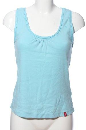 edc Camisole blau Casual-Look