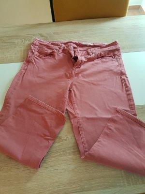 Edc Esprit Pantalone Capri viola