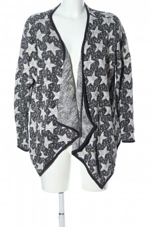 edc Cardigan Allover-Druck Casual-Look