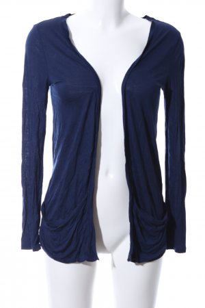 edc Cardigan blau Casual-Look
