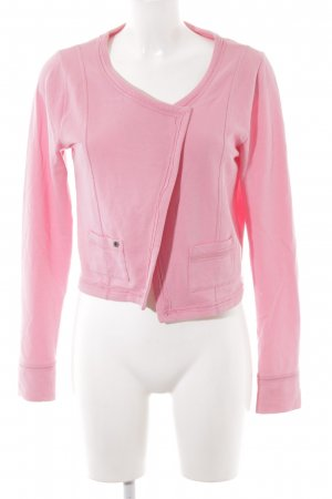 edc Cardigan rosa Casual-Look