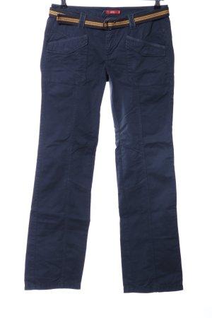 edc Cargo Pants blue casual look