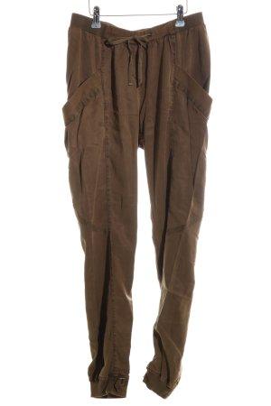 edc Cargohose bronzefarben Casual-Look
