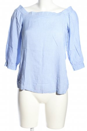 edc Carmen-Bluse blau Casual-Look