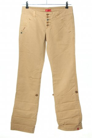 edc by Esprit Chinohose creme Casual-Look