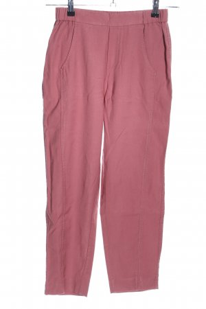 edc Chinohose pink Casual-Look