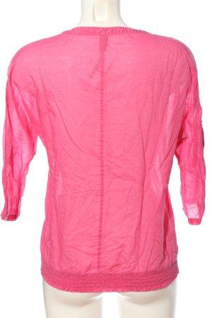 edc Blusa Crash rosa stile casual