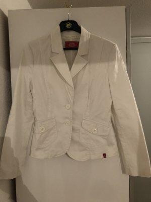 edc Blazer en jean blanc