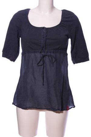 edc Koszula z odcięciem pod biustem niebieski W stylu casual