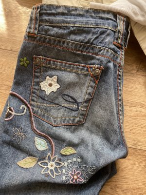 edc by Esprit Boot Cut Jeans cornflower blue