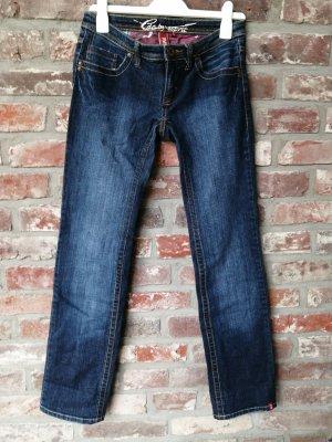edc by Esprit Low Rise jeans blauw