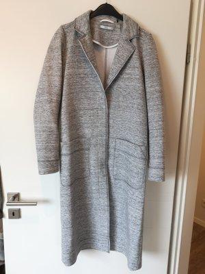 EDC Esprit Mantel Jacke S grau meliert lang Anorak