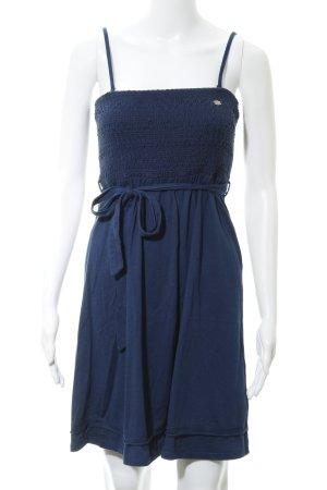 Edc Esprit Robe courte bleu foncé élégant