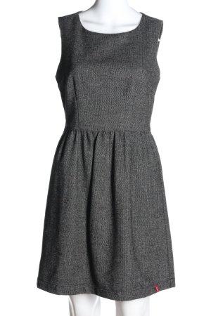 Edc Esprit Robe courte gris clair moucheté style décontracté