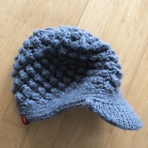 edc by Esprit Knitted Hat silver-colored-grey