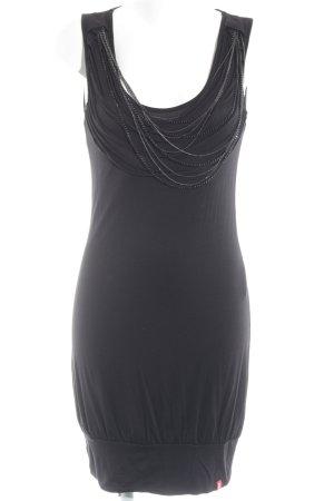 Edc Esprit Vestido de tubo negro estilo fiesta
