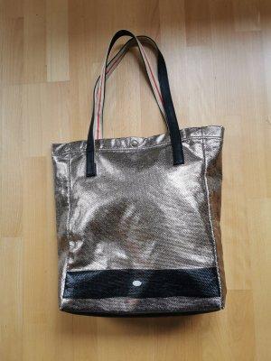 EDC Esprit Shopper Silber/Schwarz