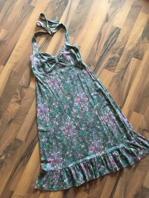 Edc Esprit Halter Dress multicolored
