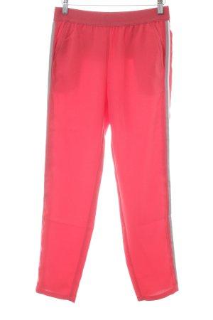 Edc Esprit Jersey Pants striped pattern athletic style