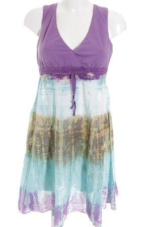 Edc Esprit Strandkleid mehrfarbig