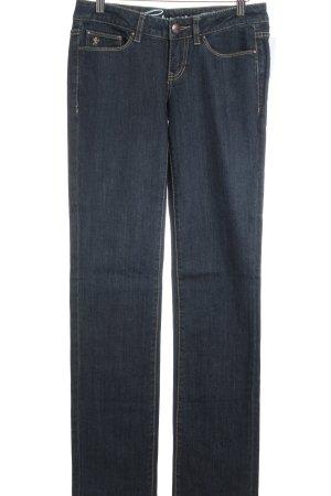 Edc Esprit Stretch Jeans dunkelblau Casual-Look