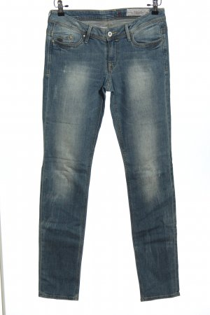 edc Five-Pocket-Hose blau Casual-Look