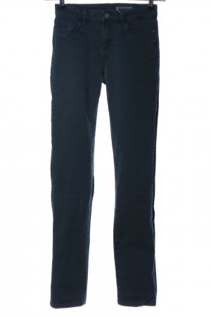 edc Five-Pocket-Hose blau Casual-Look