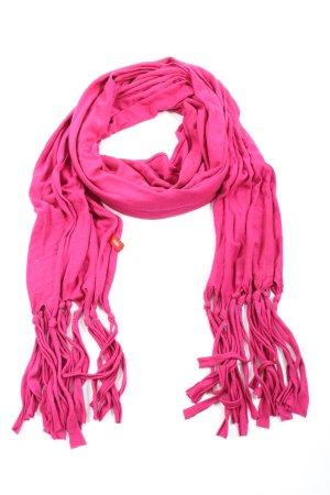 edc Fransenschal pink Casual-Look