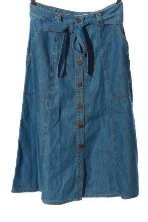 edc Glockenrock blau Casual-Look
